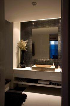 Iluminación de baños
