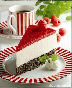 Poznáte rozdiel medzi želé a želatínou? Plated Desserts, Food Plating, Food Inspiration, Cake Decorating, Sweet Tooth, Cheesecake, Good Food, Dessert Recipes, Food And Drink