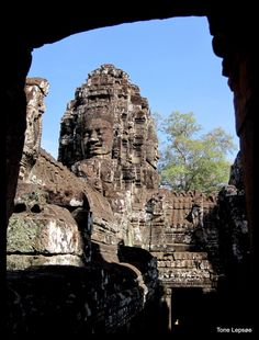 Ankor Wat. Siam Riep, Cambodia. TONE LEPSOES PICTURES.