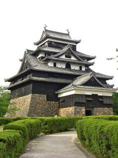 松江城(島根) Matsue-jo Castle, Shimane, Japan