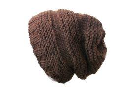 Beehive Hat, Hand Knit Beanie, Unisex, £14.99