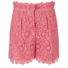 VALENTINO high waist short. Love, love, love these for Summer
