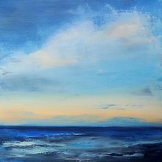 Azure, 2013  www.tsmodernart.com  Tricia Strickfaden is an artist in Manhattan Beach, CA.  She uses Oil on Canvas to create modern landscapes.  I love her work and hope that you do too!    I am pleased to help her with a variety of communications projects.