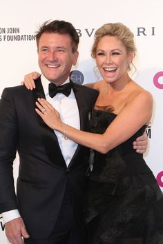 Kym Johnson shows off engagement ring from Robert Herjavec and he shares how he proposed. Kym a famous dancer on DWTS. Robert & Kym got engaged Feb Celebrity Couples, Celebrity Weddings, Robert Herjavec, Kym Johnson, Miley And Liam, Old Married Couple, Liam Hemsworth, Getting Engaged, Dancing With The Stars