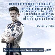 ¡Exprésate! Así como... Arturo Gonzalez ⚽️⚪️ #Rayados