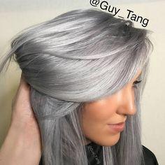 Silver Metallics Guy Tang Favorites coming soon with @kenra