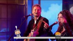 Kenny Loggins' Blue Sky Riders perform Dream on Today Show