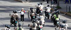 InfoNavWeb                       Informação, Notícias,Videos, Diversão, Games e Tecnologia.  : Violência policial na Venezuela virou arma para ca...