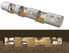 Weekend Pipe House   we design