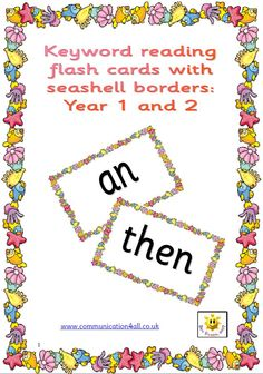 UF word mat - Another high frequency word mat.