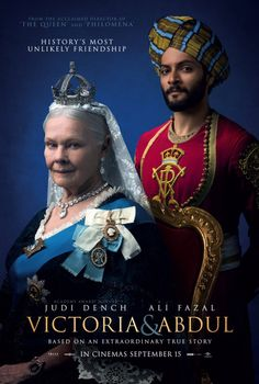 Click to View Extra Large Poster Image for Victoria and Abdul