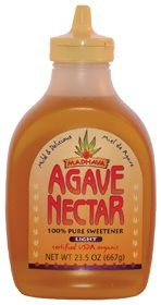 Agave Nectar, What is Agave Nectar, Benefits of Agave Nectar, Healthy Lifestyles, Charlotte Bradley