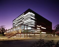 South Mountain Performance Arts center at night... WOW.