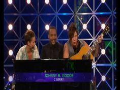 Brolle - Johnny B Goode (Så ska det låta 2008) - YouTube