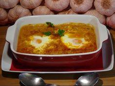 Receta Sopa de ajo o castellana - Recetas de cocina, paso a paso, tutorial - YouTube