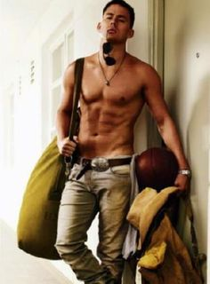 Channing Tatum Magic Mike Movie poster Metal Sign Wall Art 8in x 12in