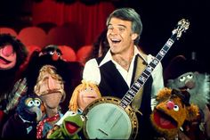 Steve Martin and the Muppets