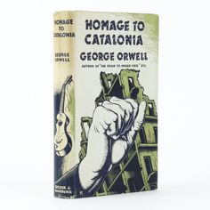 Homage to Catalonia, George Orwell, First Edition