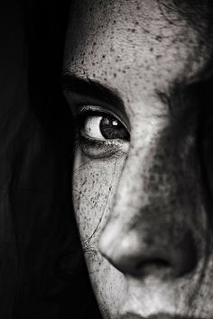 Photo by Nuru Kimondo - Freckles.