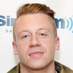 Macklemore Haircut - Disconnected Undercut with Textured Slick Back