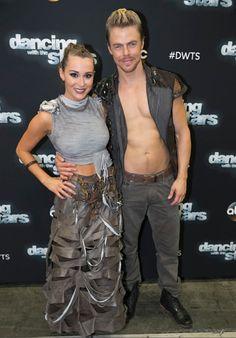 Dancing With the Stars Alexis Ren and Alan Bersten Explain Romance