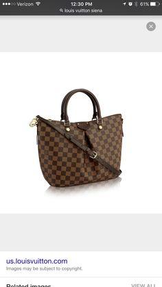 Louis Vuitton Sienna MM