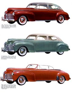 1941 Chryslers ★。☆。JpM ENTERTAINMENT ☆。★。