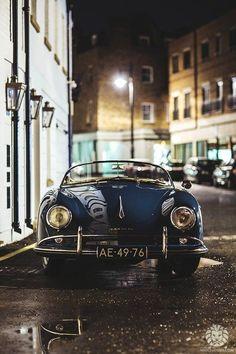 jebiga-design-magazine: Porsche 356 Speedster