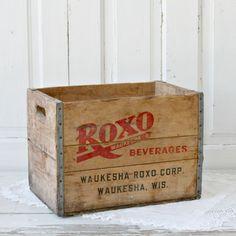 Roxo box