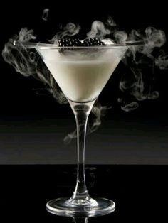 Smoking drink