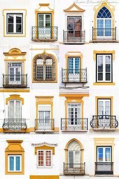 Fotógrafo cria projeto incrível que retrata as janelas de diferentes prédios do…