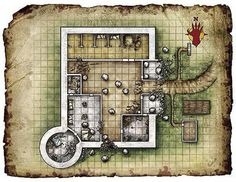 Ad&D 4th edition maps - Google Search