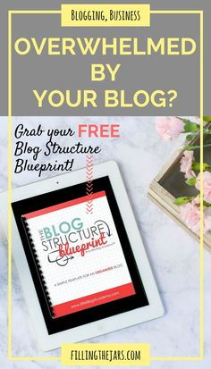 "Grab your FREE ""Blog Structure Blueprint"" and learn more about Elite Blog Academy - THE course that will give you the tools you need to create a successful blog + business! {affiliate}"