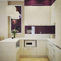 Еще один новый проект, остальные фото скоро будут на моем сайте www.alex-design.me Проект выполнен в современном стиле с элементами классики. #интерьер #interiordesign #interior #kitchen #design #дизайнинтерьера