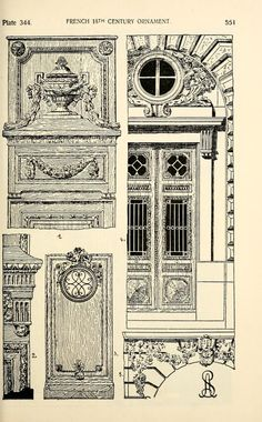 Image result for French Second Empire architecture Books I