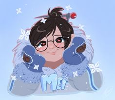 See more 'Overwatch' images on Know Your Meme! Overwatch Mei, Overwatch Fan Art, Mei Ling Zhou, Soldier 76, Know Your Meme, Gremlins, Character Art, Kawaii, Deviantart