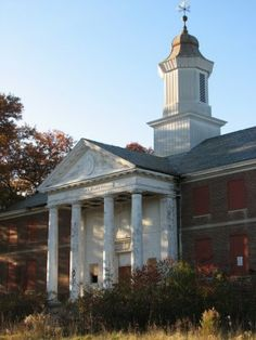 haunted state hospitals | metropolitan state hospital in waltham 10 Real Life Haunted Houses In ...