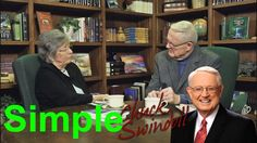 |Charles Swindoll| Simple Faith Grace Is Only For Today