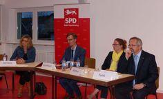 Diskussionsrunde über Vereinbarkeit von Beruf und Familie in Meckesheim