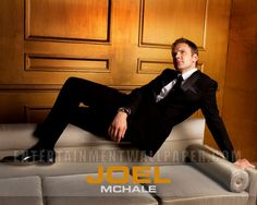 hey there Joel ; Joel Mchale, Man Crush Monday, Lady, Fictional Characters, Suit, Fantasy Characters, Formal Suits, Suits
