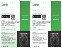 """eBooks """"How to"""" Guides for Android devices"""