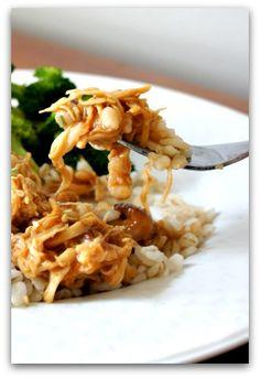 Slow cooker sesame chicken