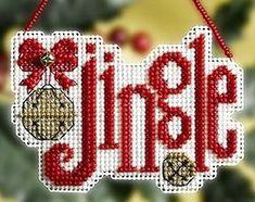 Ornament Series 2008 Winter Greetings - Jingle – Stoney Creek Online Store