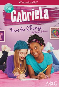 Gabriela has never been so busy! In this third novel featuring our 2017 Girl of the Year, Gabriela is already juggling homework, school leadership activities, dance classes, and rehearsals for a spoken word competition when she's offered an exciting dance opportunity. It's too good to pass up, but soon, Gabriela finds there aren't enough hours in the day to do it all, let alone be a good friend to her BFF, Teagen. $9.99