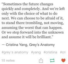 I LOVE this quote #greysanatomy