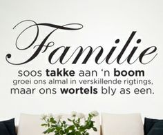 soos takke Silhouette Sign, Afrikaanse Quotes, Rustic Signs, Vinyl Wall Art, Thought Provoking, Proverbs, Cool Words, Inspirational Quotes, Motivational