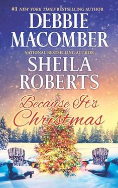 """Read """"Because It's Christmas An Anthology"""" by Debbie Macomber available from Rakuten Kobo. Can Christmas bring the gift of a second chance? The Christmas Basket by Debbie Macomber Ten years ago, Noelle McDowell . I Love Books, Good Books, Books To Read, Christmas Books, A Christmas Story, White Christmas, Debbie Macomber, Romance Books, Book Recommendations"""