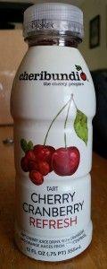 Cheribundi Refresh Tart Cherry Cranberry Review   Thirsty Dudes