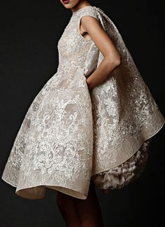KriKor Jabotian Haute Couture Fall-Winter 2014