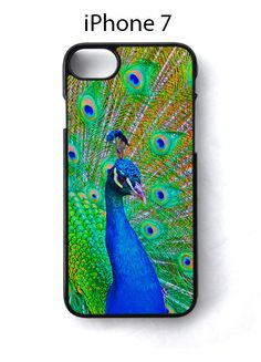 Peacock iPhone 7 Case Cover